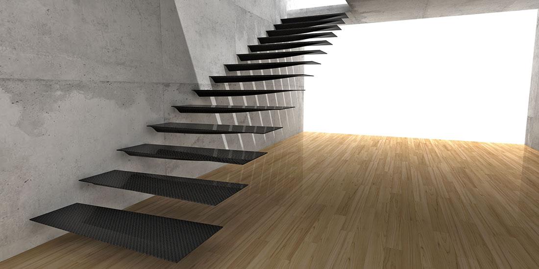 Treppen architektur design  Treppen Impressionen und Treppen Bilder bei Treppen.de